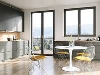 WnD with profile system for plastic windows