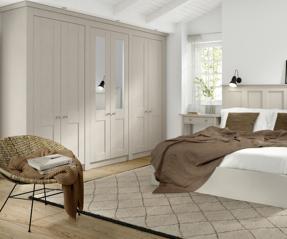 Hannover kashmir bedroom at kitchens direct from the ethos at choose style range