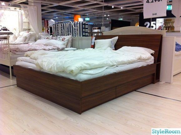 Ikea oppdal met hoofdbord ikea pinterest ikea and meet