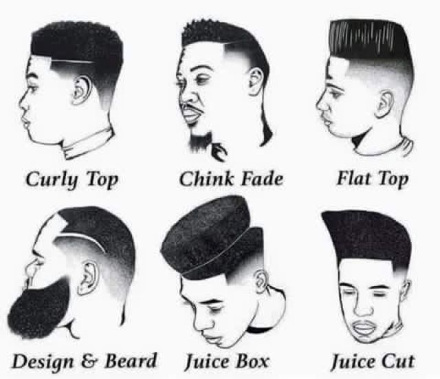 Pin En Fades For Men