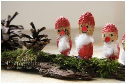 kinder basteln mit naturmaterial - www.mach-was-draus.blog.de, Garten und bauen