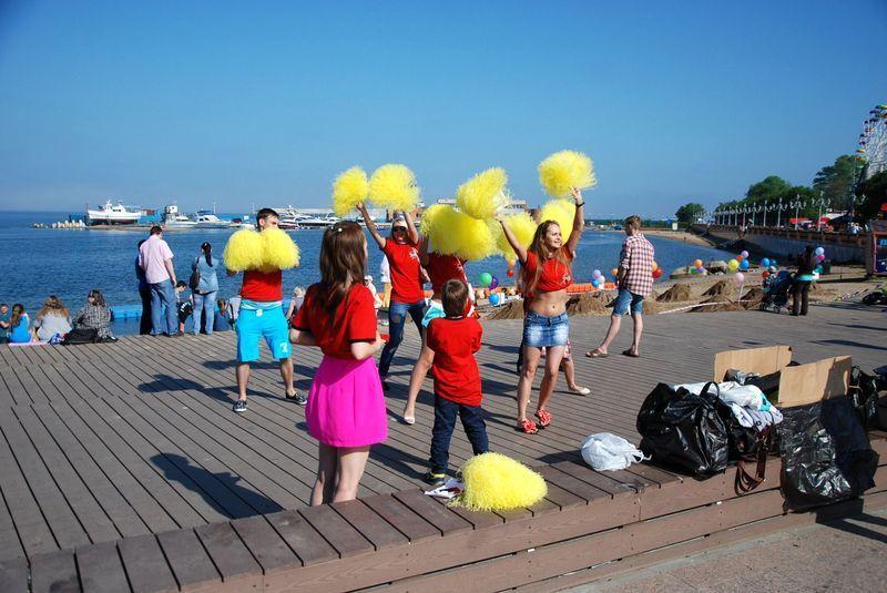 День молодежи во Владивостоке