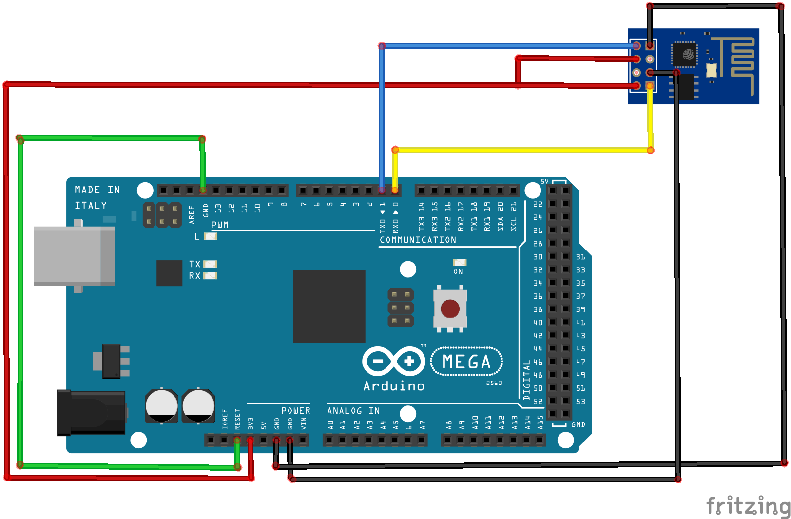 Connect the ESP8266 as a telemetry unit with Ubidots | Ubidots Help