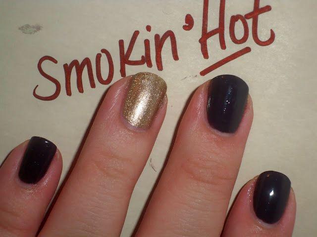 Essie - Smokin\' Hot | Nails!!! | Pinterest | Mani pedi, Pedi and OPI