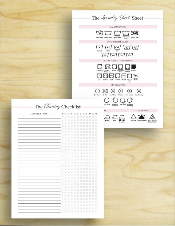 Cleaning Schedule Cleaning Checklist Cleaning Planner Cleaning Printable Weekly Cleaning Cleaning List Spring Cleaning Daily Cleaning Cleaning Checklist Weekly Cleaning Cleaning