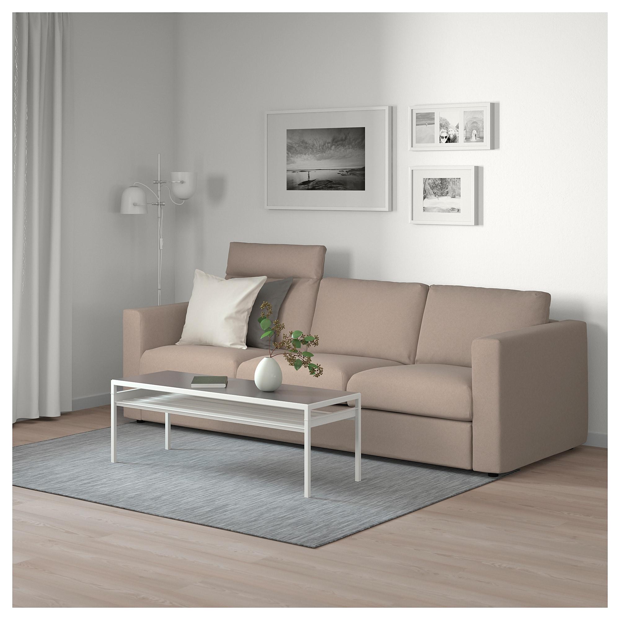 Ikea Sofa Weiß Stoff - Test 9