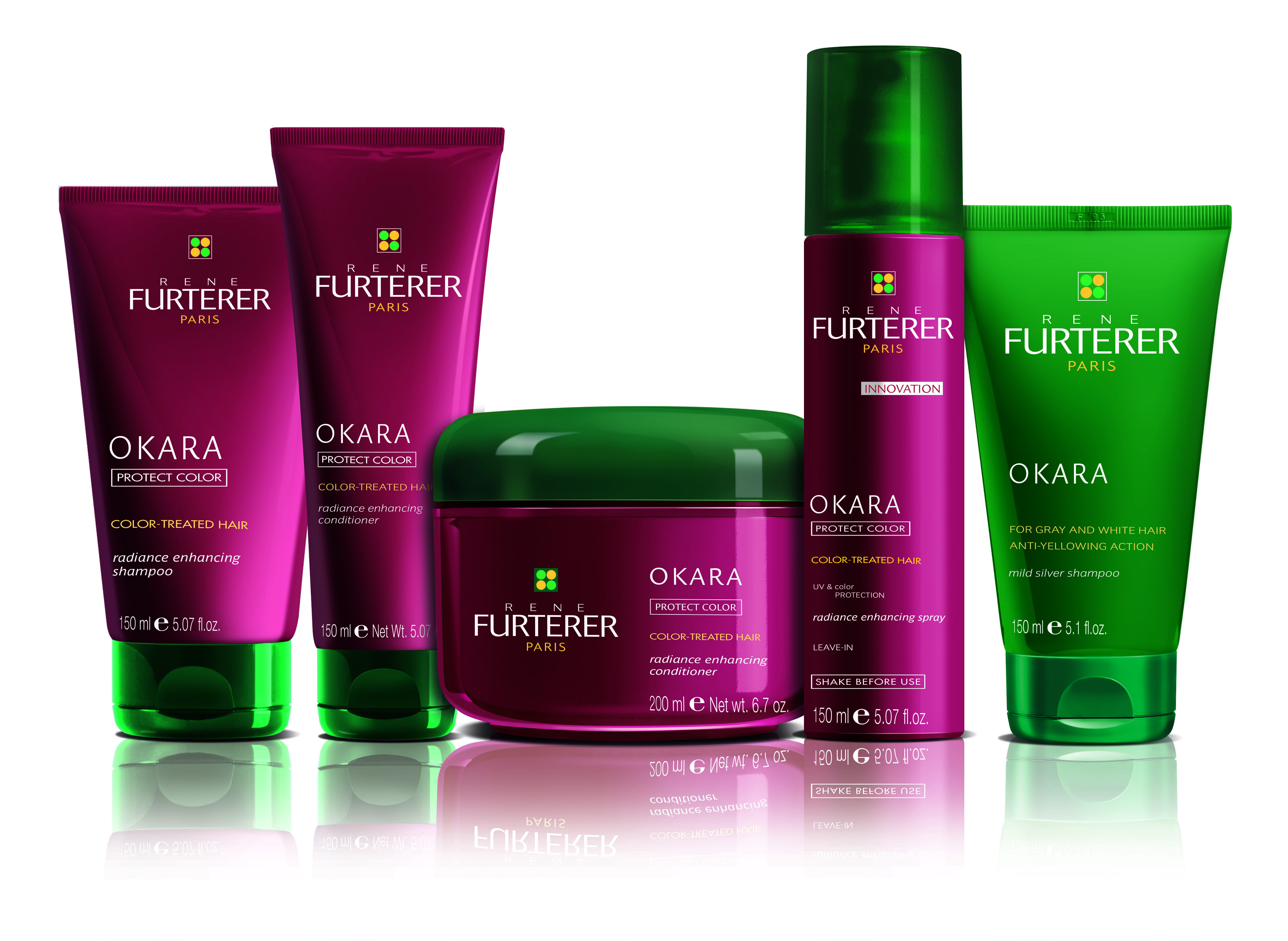 Rene Furterer Products Best hair care products, Color