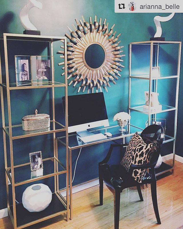 Another Home Office Inspiration We're Crazy About By