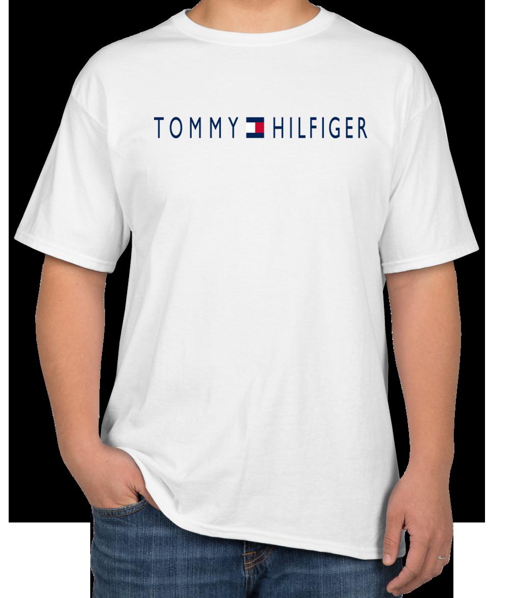 70b249b8 TOMMY HILFIGER Design Unisex T-Shirt in 2019 | TEEFLAT | Gucci ...