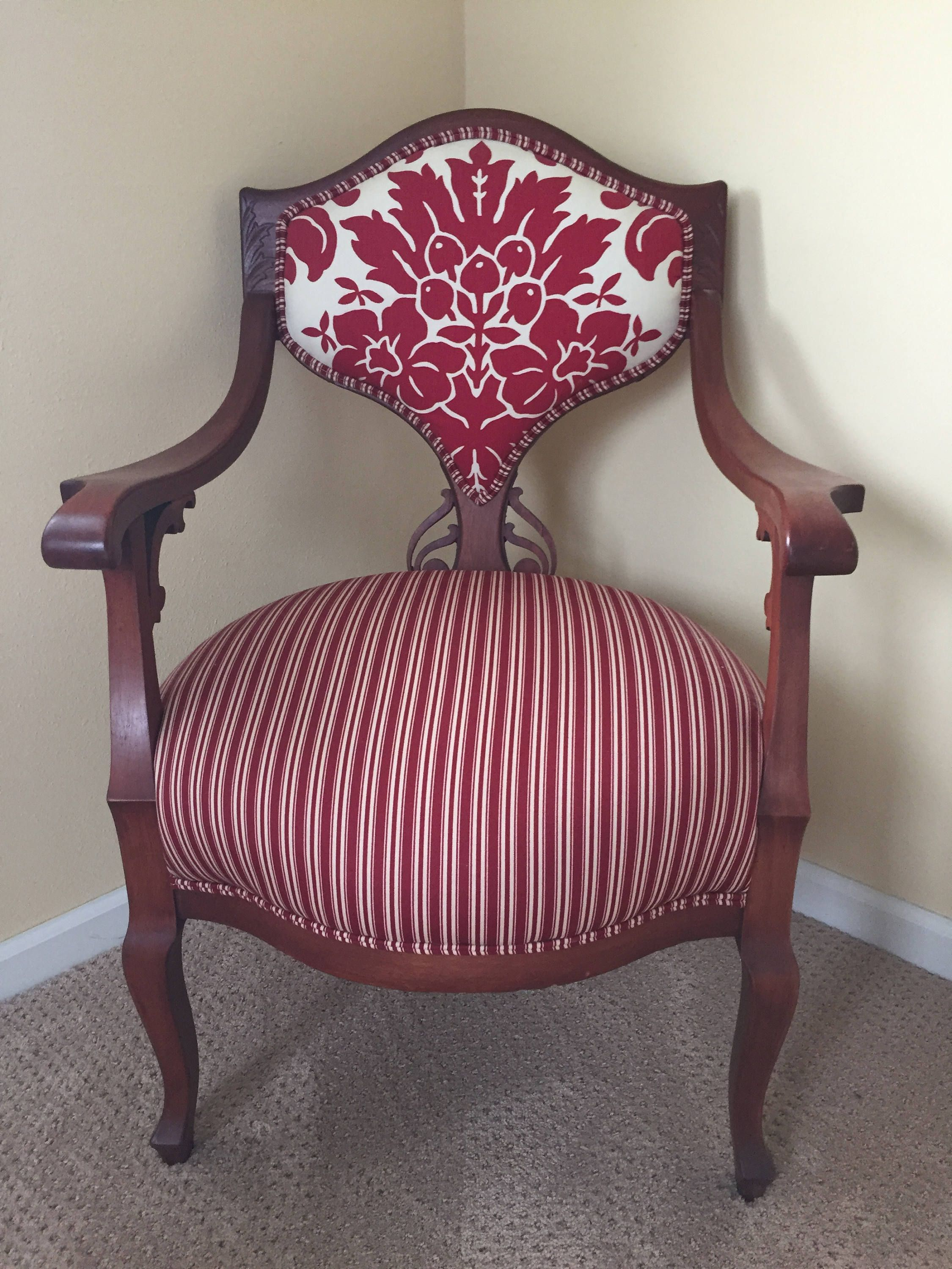 Enjoyable Sweet Lil Chair By Milomilollc On Etsy Upholstery Style Best Image Libraries Counlowcountryjoecom