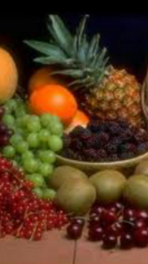 GIVING GOD THE FIRST FRUIT  FIRSTFRUITS – PAST AND PRESENT