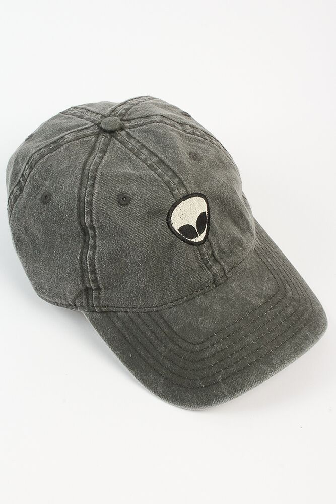 alien patch baseball cap brandy nostromo tumblr