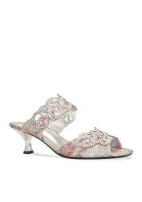 J Reneé Francie Slide Shoe | Shoes heels pumps, Bow shoes