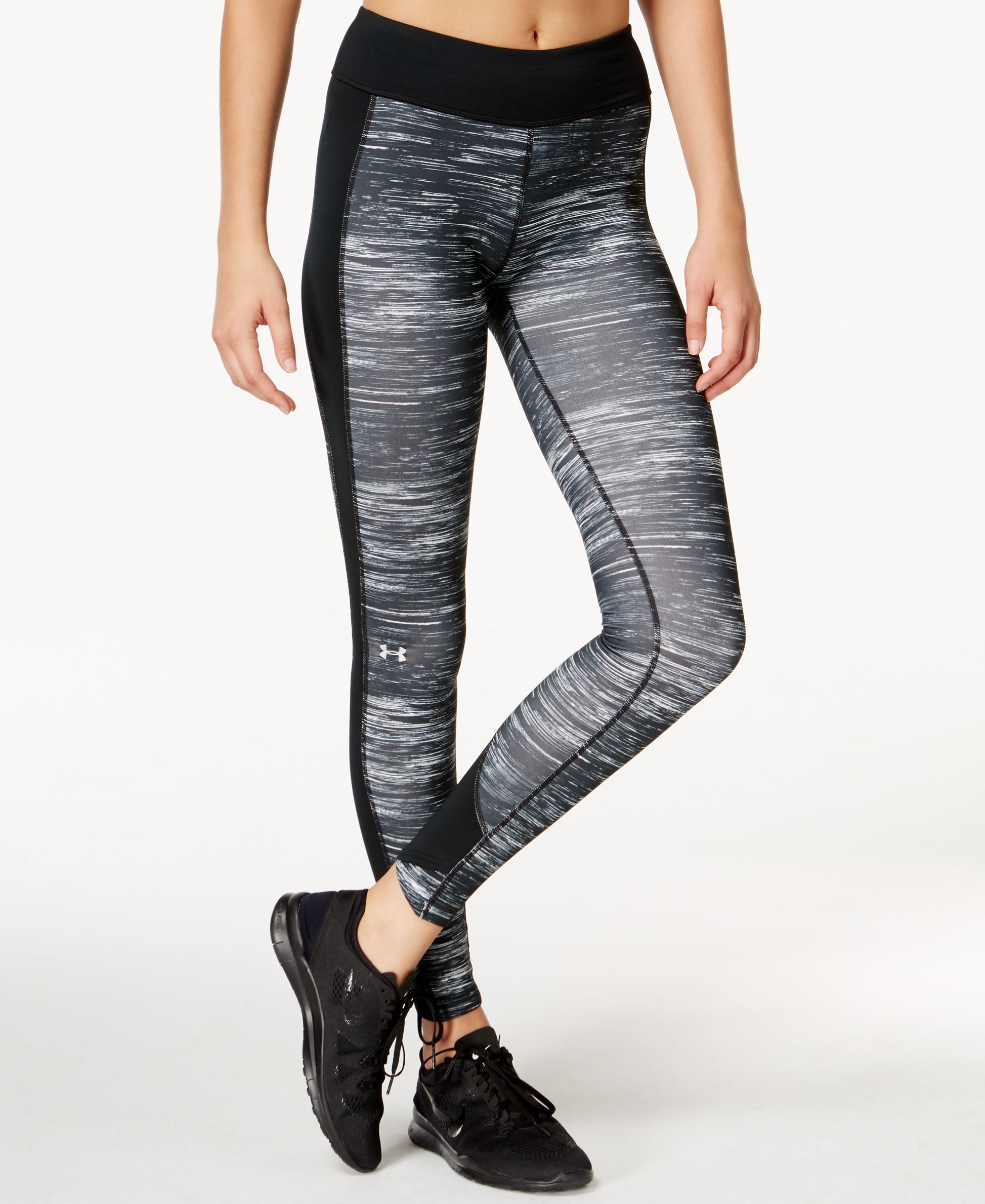 23f90fa276b9a Under Armour ColdGear Print Leggings   Products   Printed leggings ...