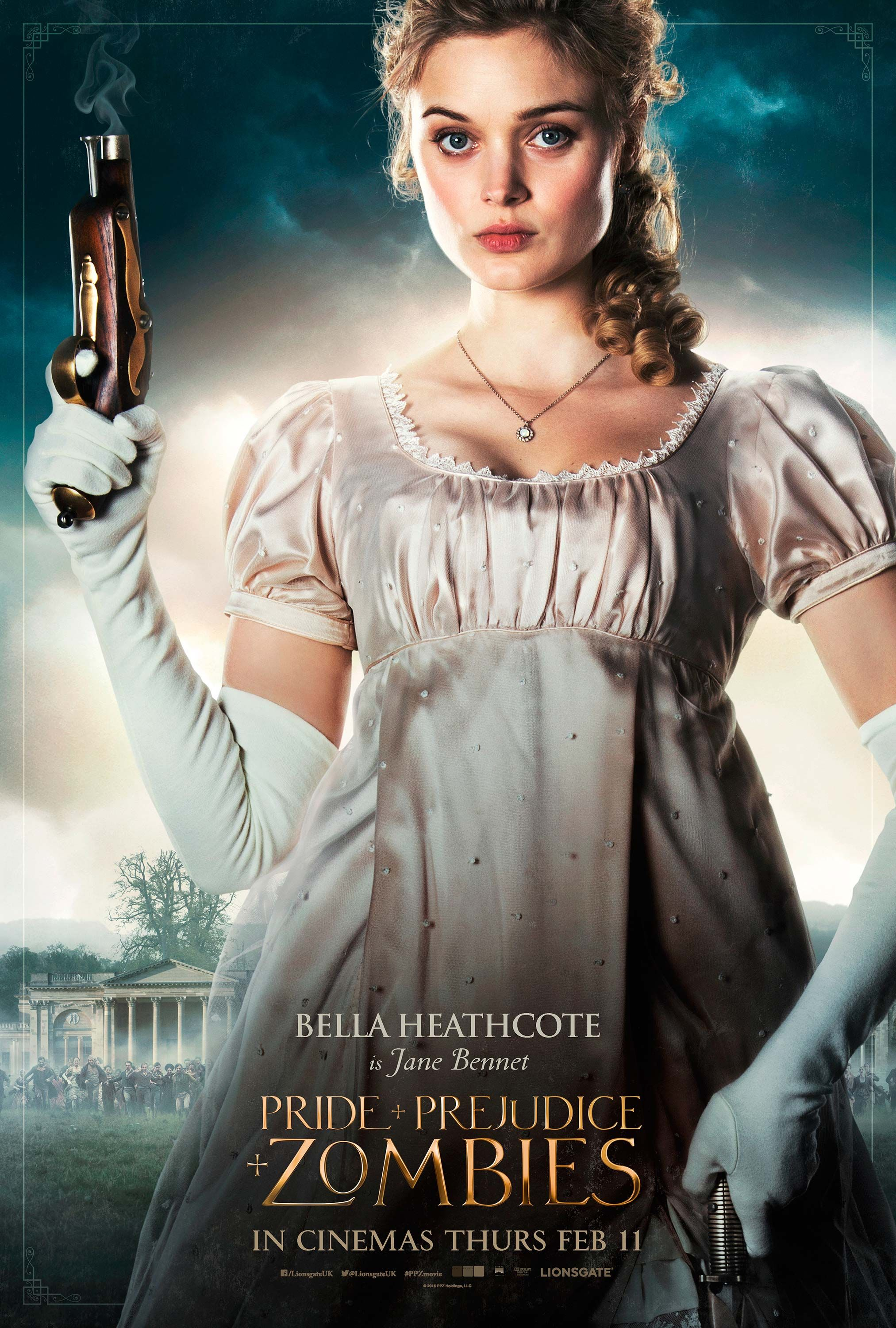 Pride And Prejudice And Zombies Pride And Prejudice Watch Pride And Prejudice