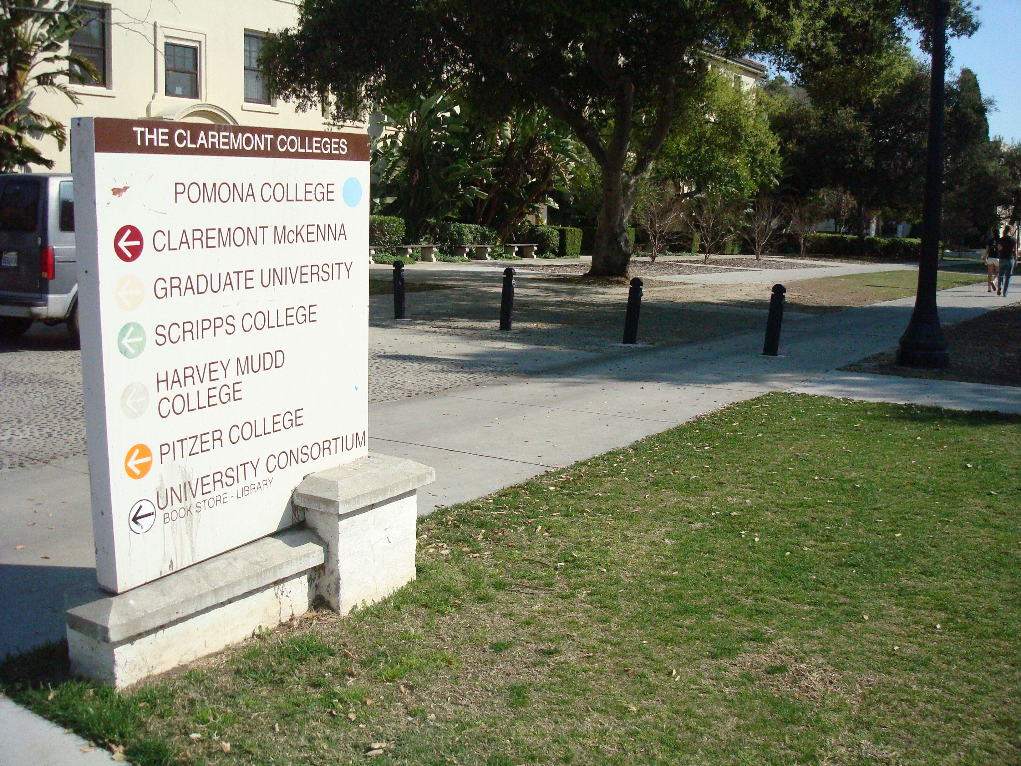 Claremont Colleges (Joe Cruz photo).
