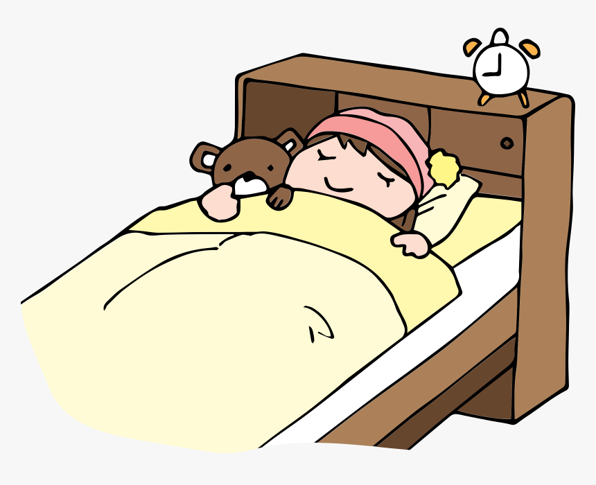 Transparent Bed Clip Art Sleeping On Time Clipart Hd Png Download Is Free Transparent Png Image To Explore More Similar Hd Image On Clip Art Art Png Images