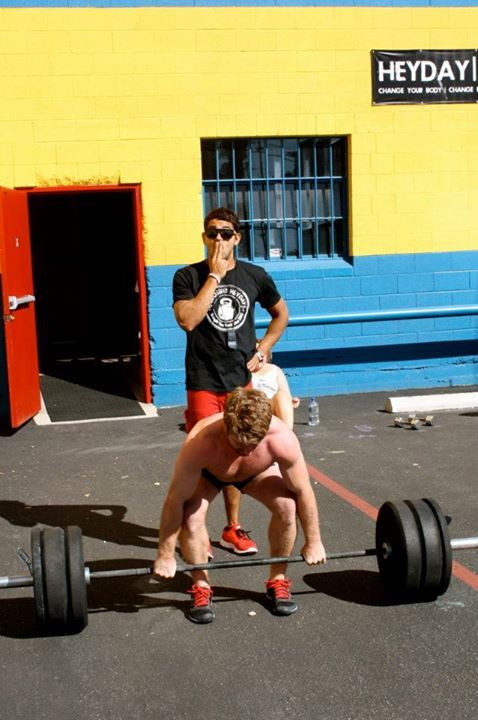 Pin On Fun Crossfit Workouts Heyday