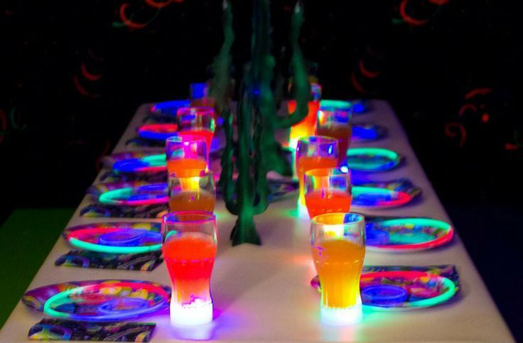Light up the Birthday Party with Glow httpsglowproductscom