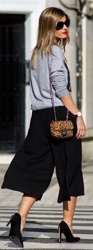 Camel Leopard Shoulder Bag by Ms Treinta