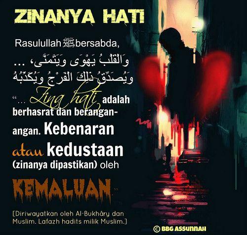 Zina Hati Islam Mutiara Kata Kata Mutiara
