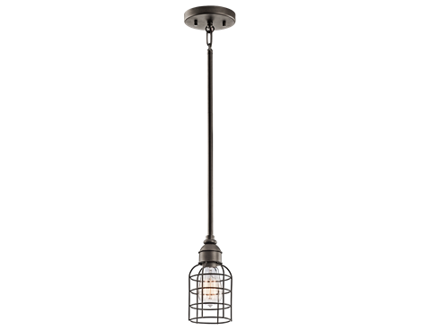 Mini pendant 1lt kichler lighting pendant ceiling landscape light fixtures more