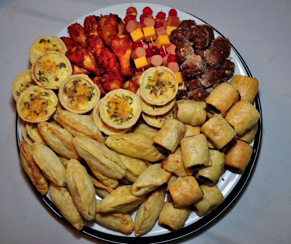 Food Platters, Snack Platter