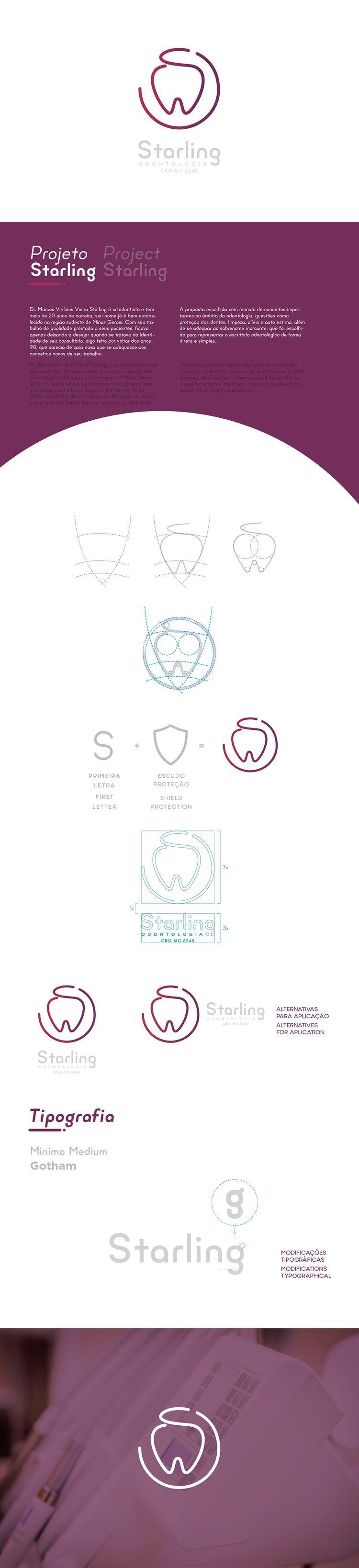 Pin de Pita Rdz en Tarjetas de presentación Logos con