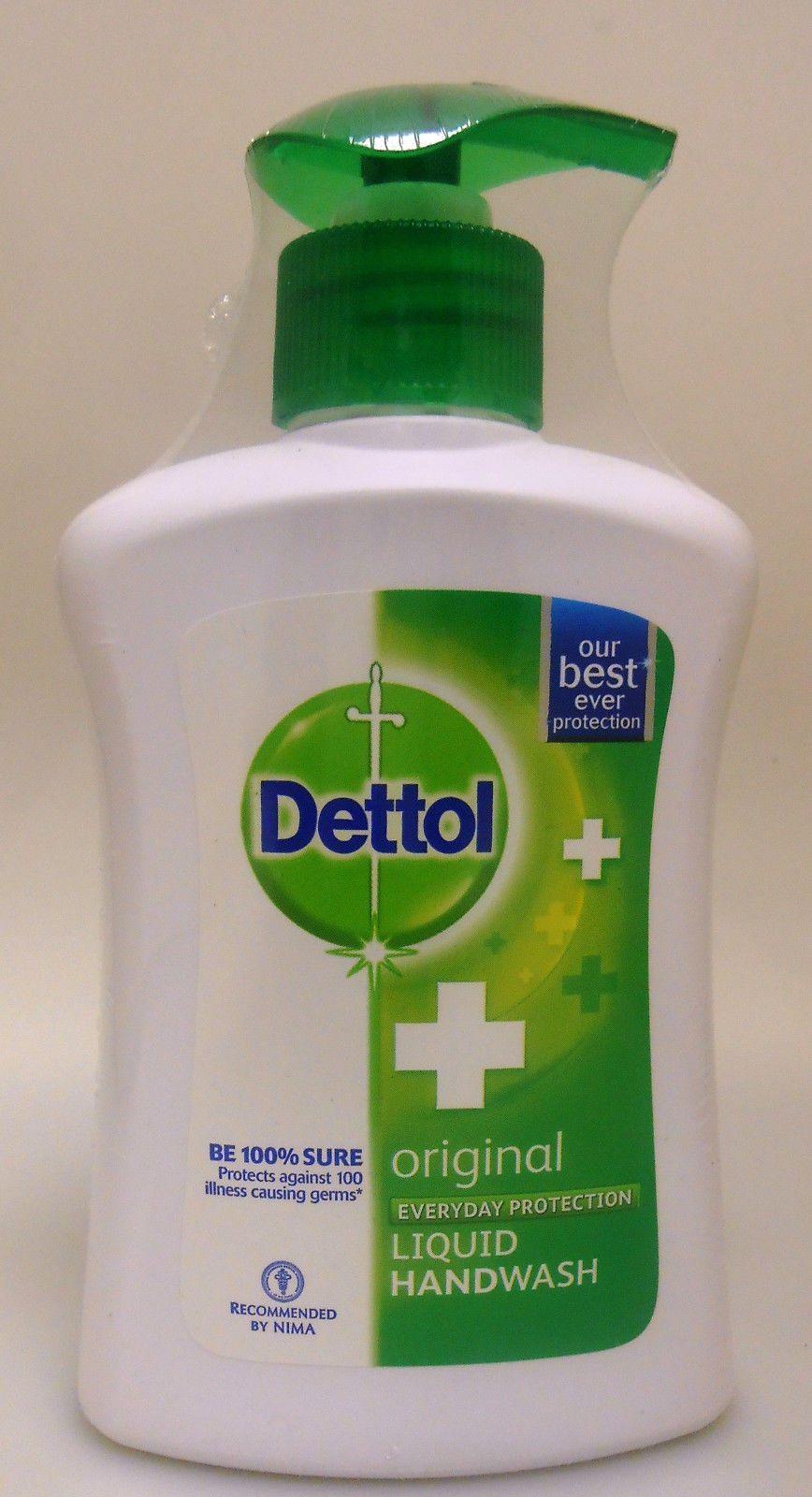 Dettol Hand Washes Ebay Fashion Products Hand Washing Soap