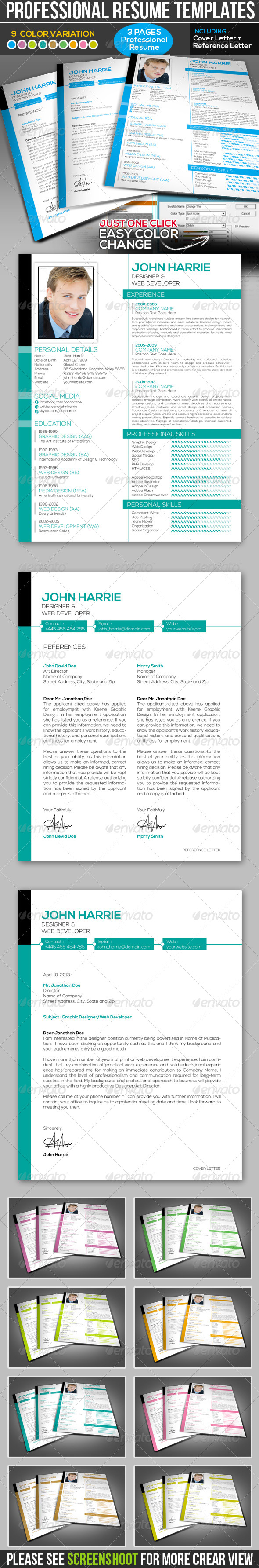 pin on killer resume template  u0026 design