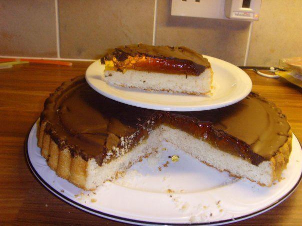 Jaffa Orange Cake Bake Off