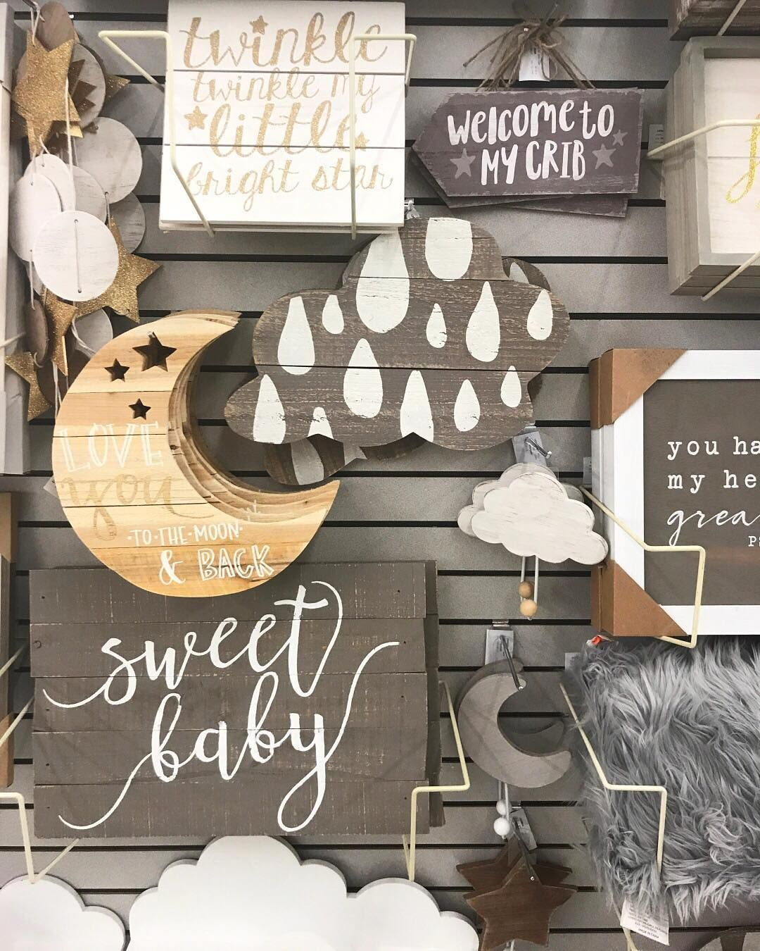 Baby Nursery Decor At Hobby Lobby Star Nursery Baby