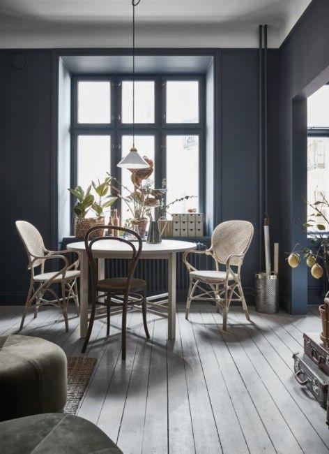 A very stylish 34m2 k che esszimmer inspiration kitchen pinterest - Esszimmer inspiration ...
