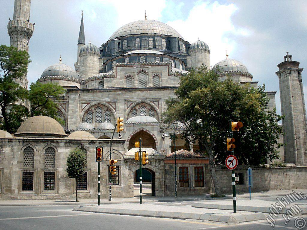 Fatih camii istanbul pinterest mosque mosque altavistaventures Choice Image