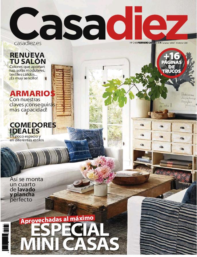 Casa Diez Revista De Decoracion Practica Mensual Revistas De