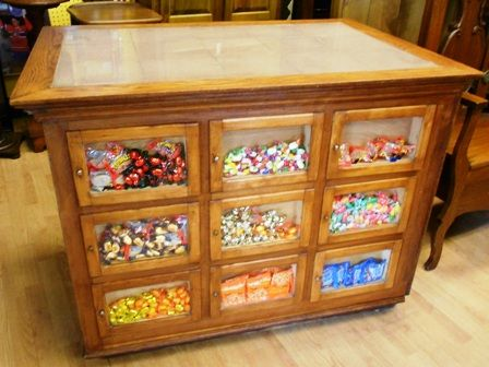 antique furniture sold aubreys antiques wwwaubreysantiquesnet general store seed counter makes a ready to go kitchen island pinterest antique furniture apothecary general store candy