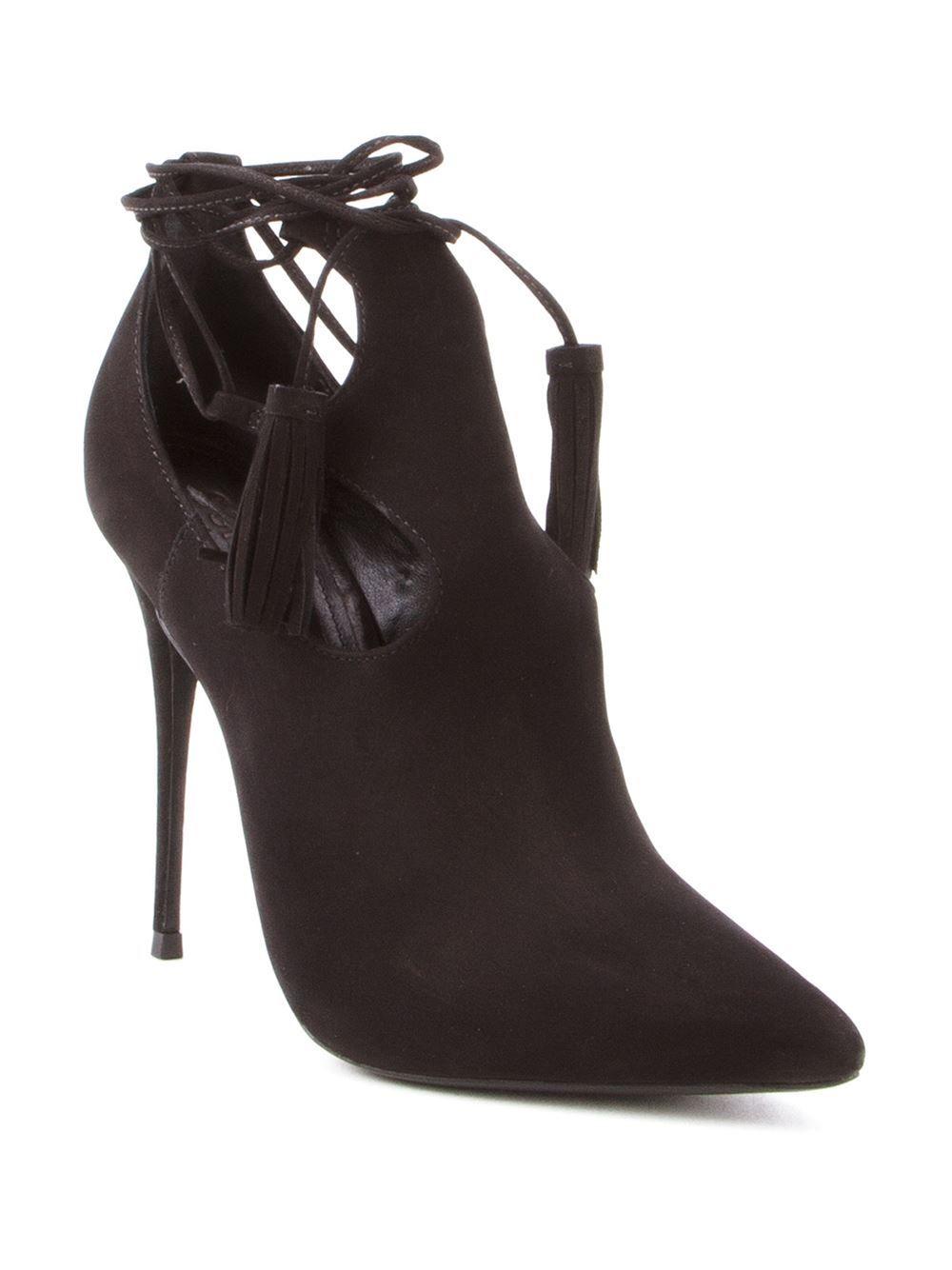 d0ac3b950 Schutz Bota De Nobuck - Schutz - Farfetch.com   Shoes   Pinterest ...