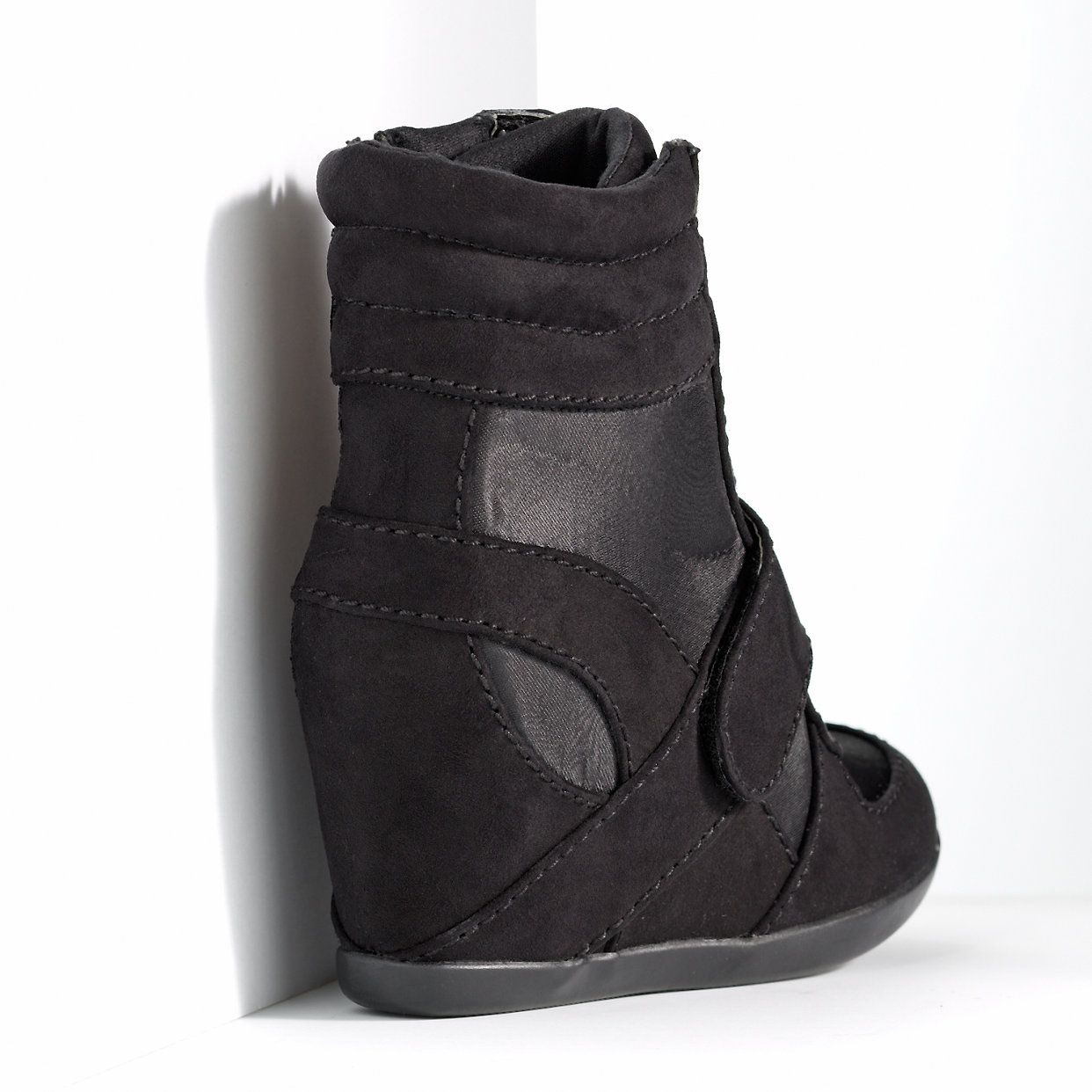 Simply Vera Vera Wang Wedge Sneakers - Women