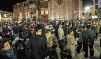 Homenajean a los cuatro fallecidos por legionela en Manzanares