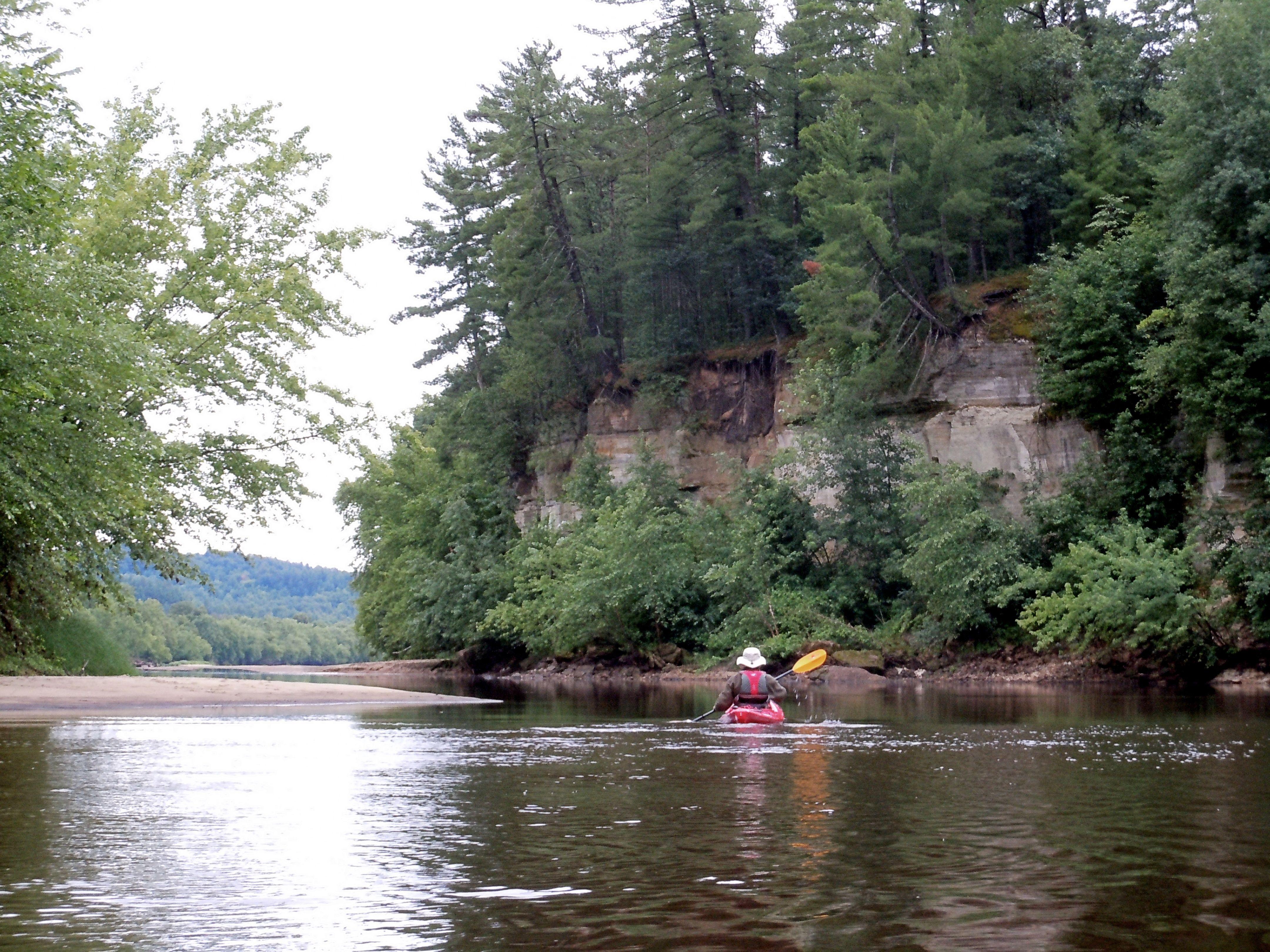Black River Mason S Landing River Trip Wisconsin River River