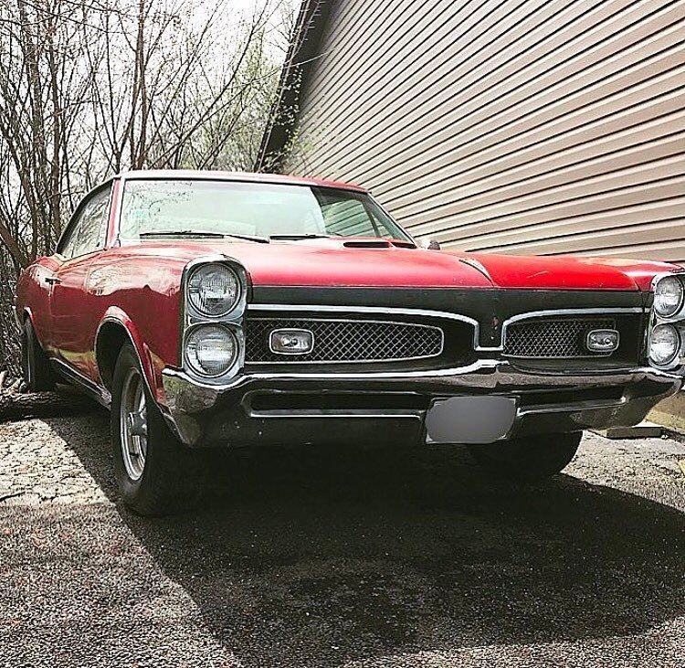 From American Muscle 247 Officerdominickizzo S 1967 Pontiac