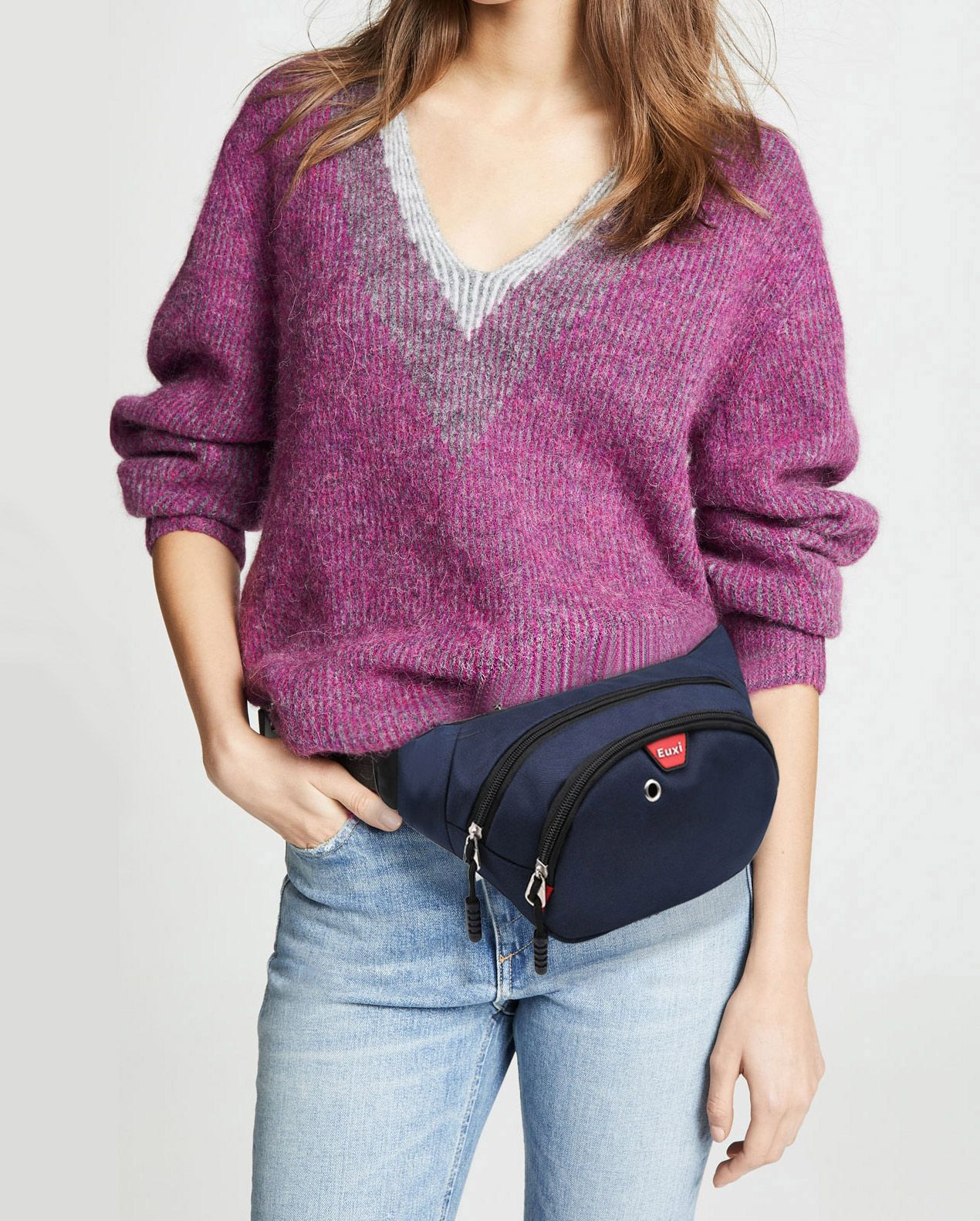 Pin auf KMartins Running Fanny Pack Waist bag pack Bum