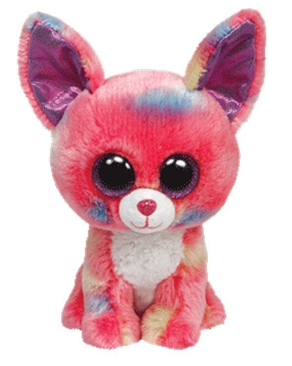 Ty Beanie Boo Babies 5   Plush CANCUN The Chihuahua ~NEW~  efb63822b3bc