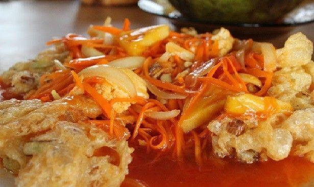 Resep Masakan Fu Yung Hai Ala Bangka Belitung Yang Nikmat Resep Masakan Makan Malam Masakan