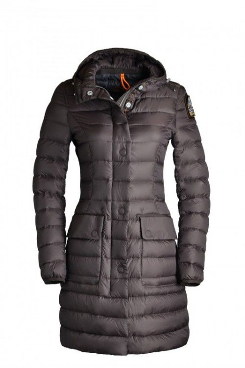 Women's Parajumpers Chrissy 6 Long Jackets Red-Black Cheap On Sale. 58% OFF.