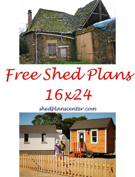 Free Shed Plans Material List