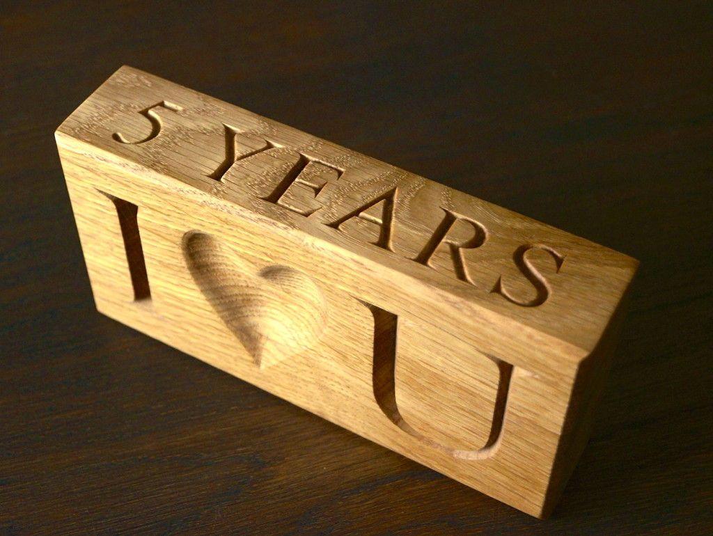 5 Year Wedding Anniversary Gifts