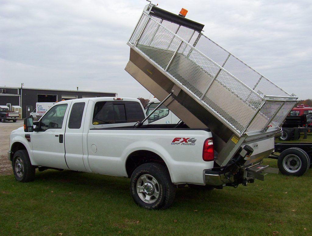 Voth Dump Body Inserts Custom truck beds, Dump body