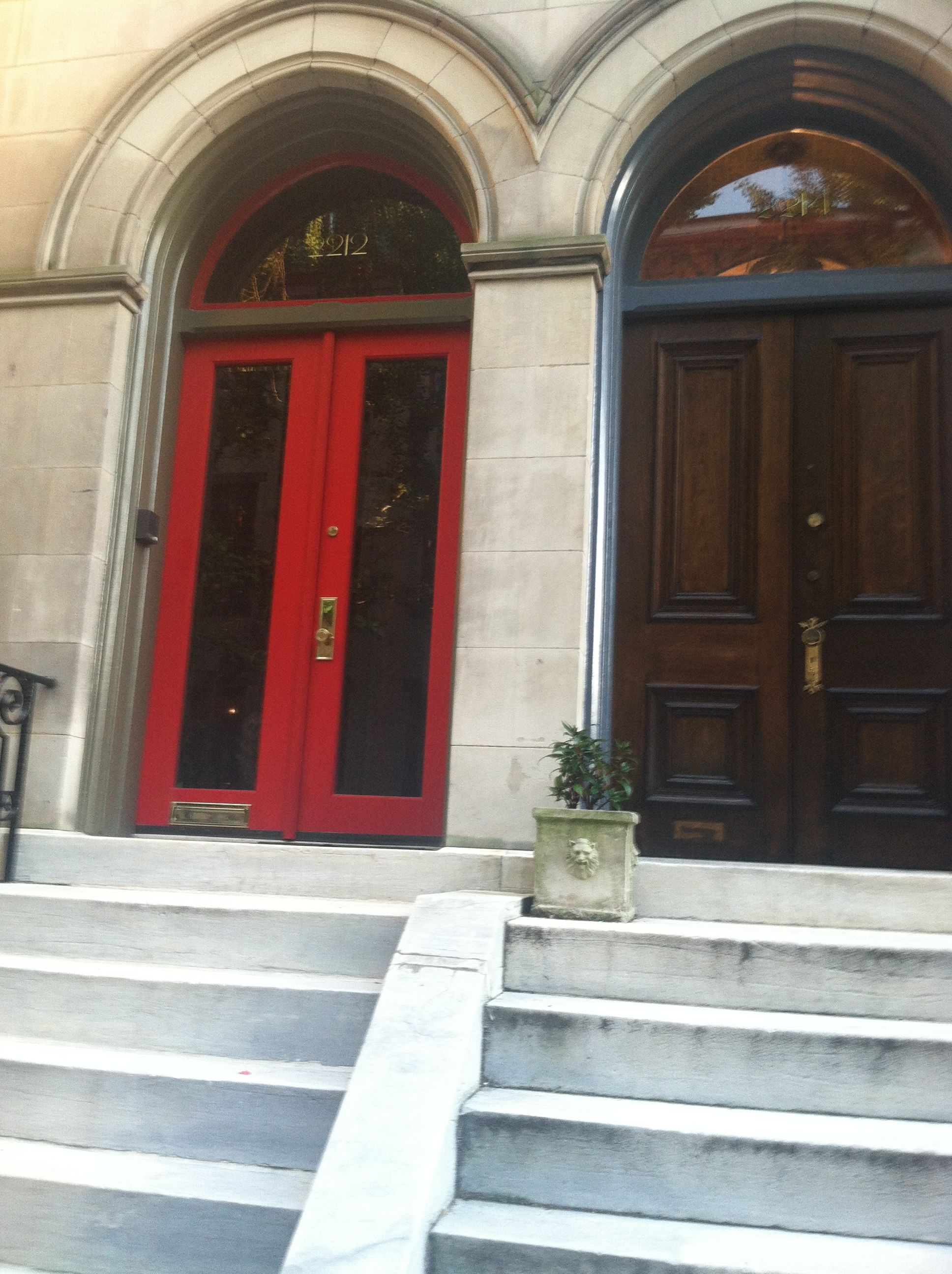 Center City Doors. #Philly #realestate