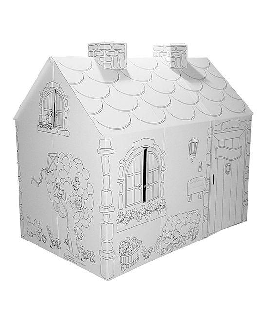 Play Houses, Build A Playhouse